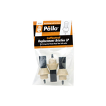 pallo brush spare head kit