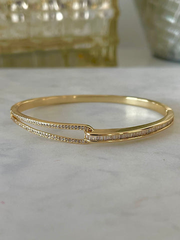 So Icy Bangle | Bracelet