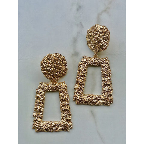 Golden Ting Earrings