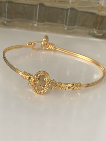 Key to Faith Bracelet v2