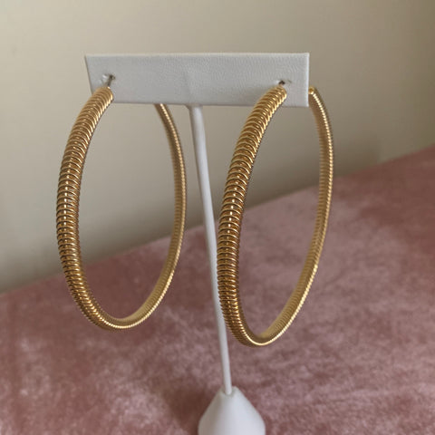 Loop Me Hoop Earrings