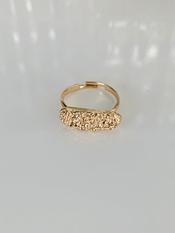 Textured Bar | Ring
