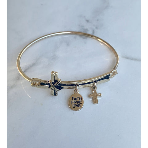 Keep the Faith Bracelet