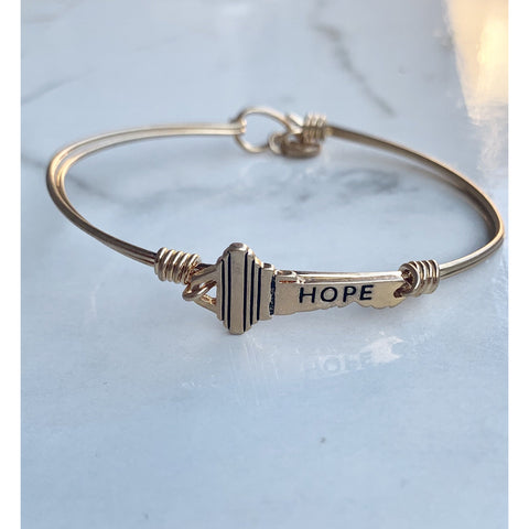 Key to Hope Bracelet