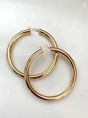 Baddie Hoop Earrings
