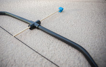 Functional PVC Fun Bow with Foam-tipped Arrow Option
