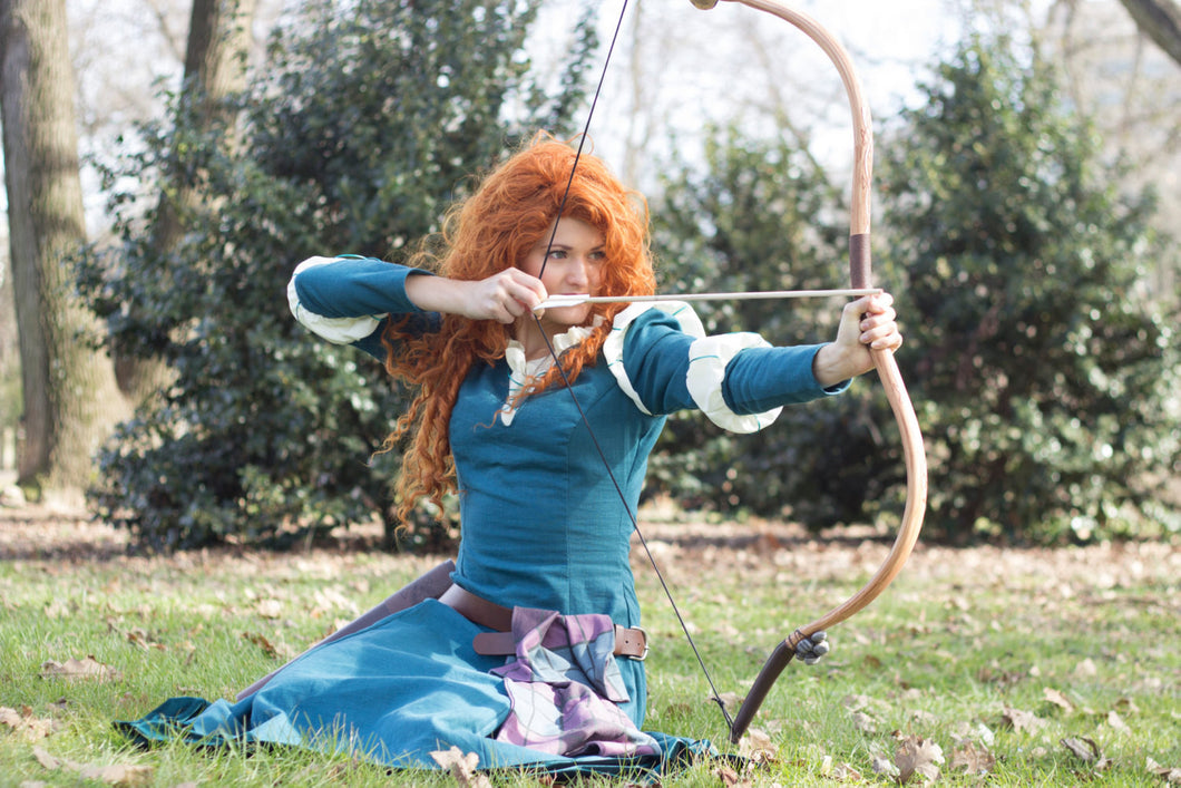 Merida Bow, Quiver, and Arrow Deluxe Bundle