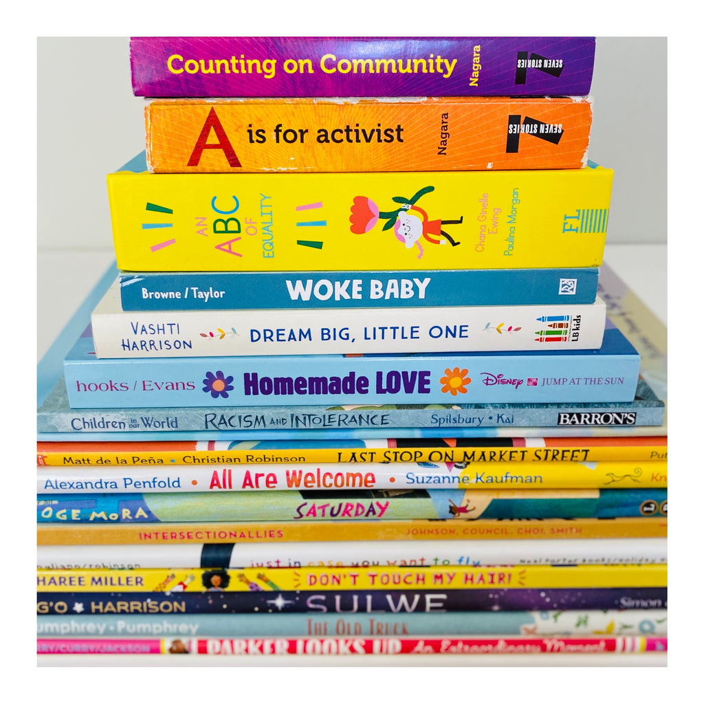 For Purpose Kids- Books for raising anti-racist kids