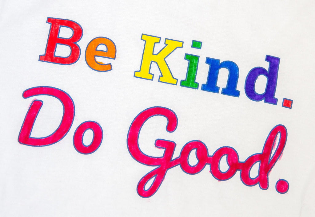 Be Kind & Do Good with The Giving Bag