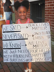 Armani Williams- Black Lives Matter/ For Purpose Kids