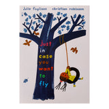 Just in case you want to fly by Julie Fogliano and illustrated by Christian Robinson/ For Purpose Kids