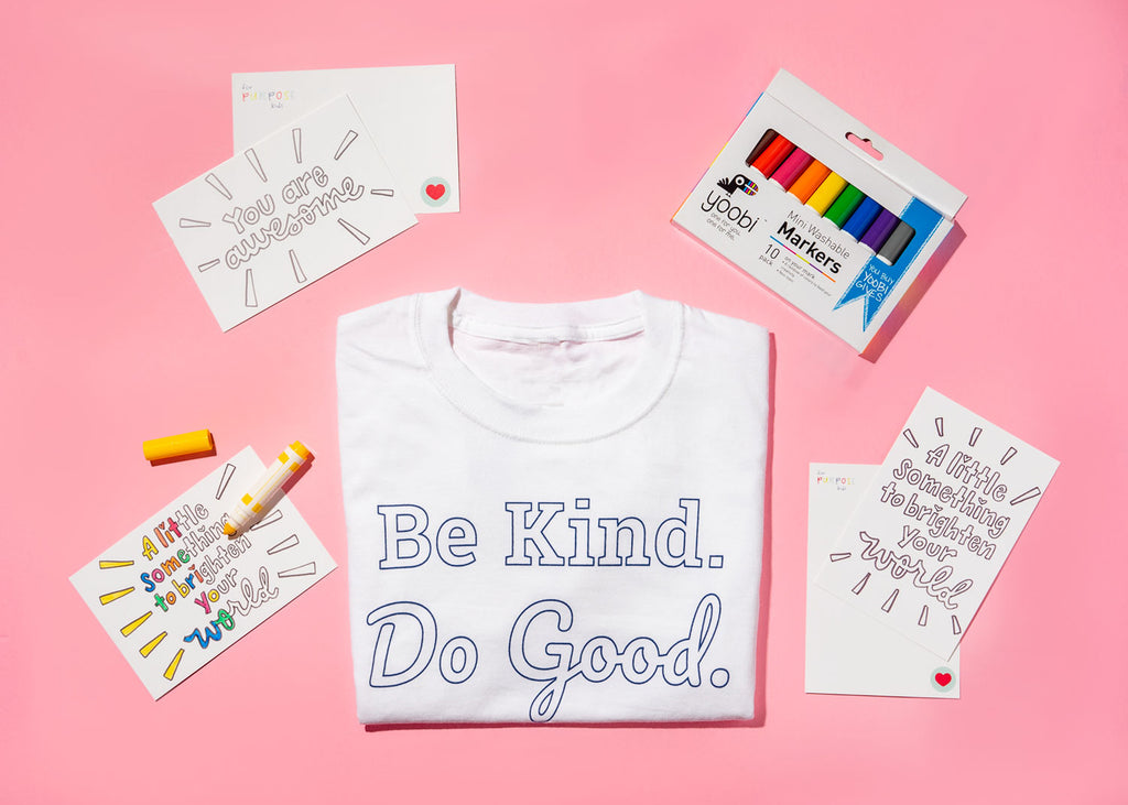 """Color Me Kind"" Package"