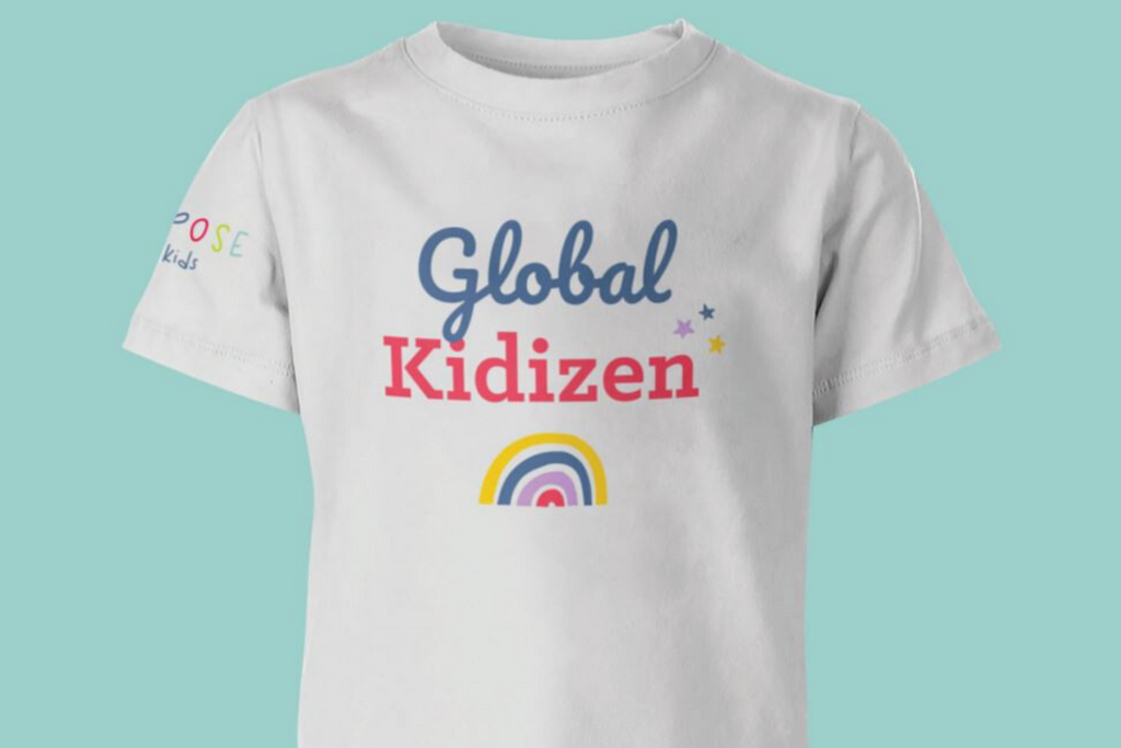 Global Kidizen Tee