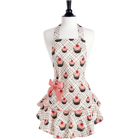 Cupcake Apron ~ Adults