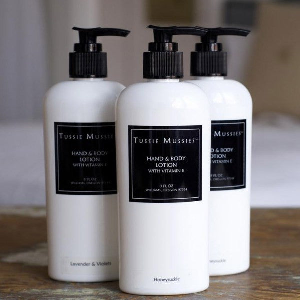 Tussie Mussie Lotion