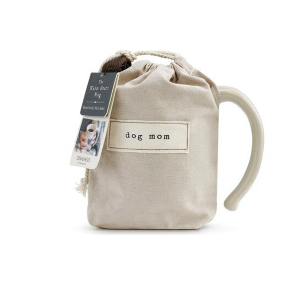 Dog Mom - Warm Heart Collection