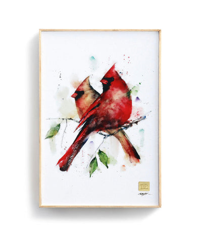 Cardinal Pair Wall Art