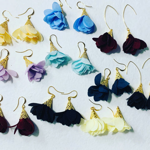 Bloom Earring by Robin's Egg Designs