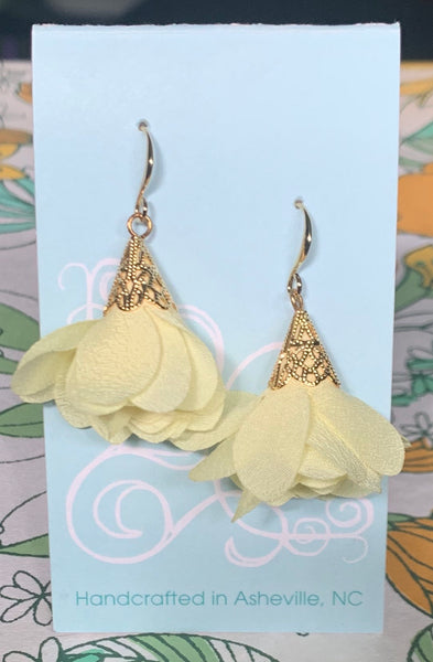 Bloom Earring by Robin's Egg Designs *SHORT STYLE*