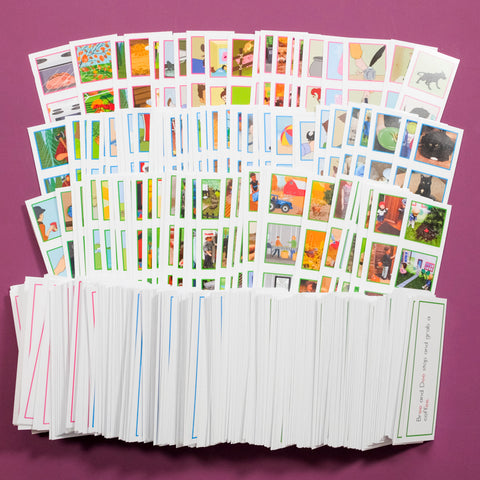 CLASSROOM-SET-A&B (100) (PICTURE STRIPS)