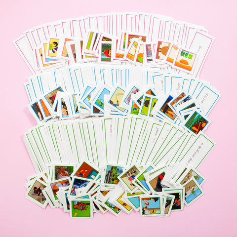 CLASSROOM-SET-A (50) (PICTURE CARDS)