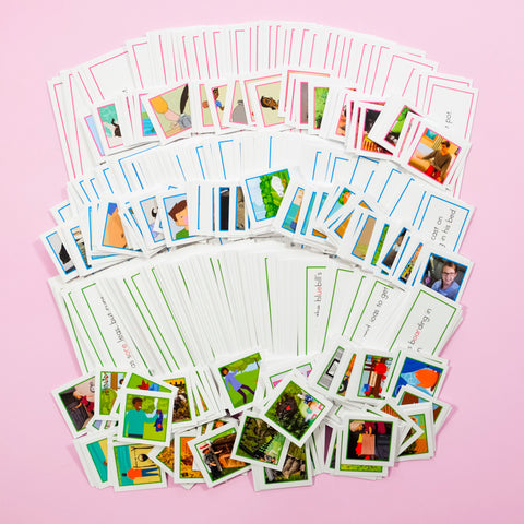 CLASSROOM-SET-B (50) (PICTURE CARDS)