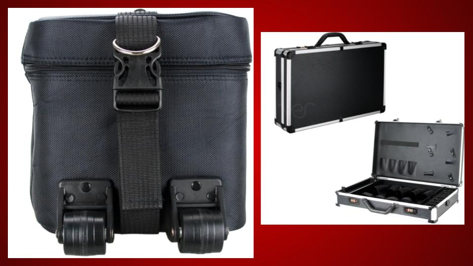 Choose the Best Suitable Barber Case to Organize Equipments