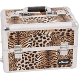 Del Gaffaro Heavy-Duty Train Makeup Case by Sunrise.