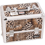 Dona 3-Tier Train Makeup Case by Sunset
