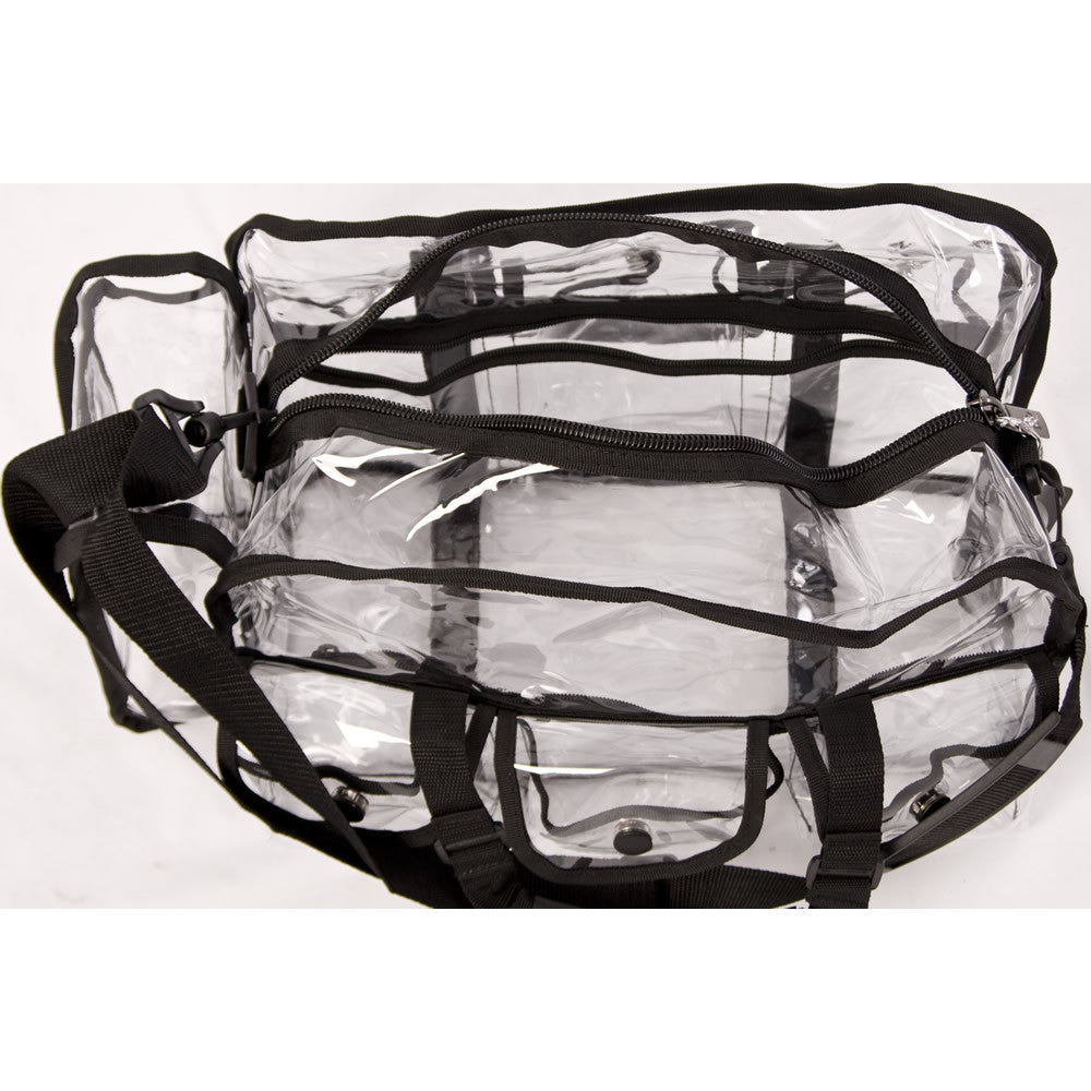 Aleardo Clear Makeup Bag by Casemetic-PC01 - eBest Makeup Cases