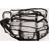 Aleardo Clear Makeup Bag by Casemetic