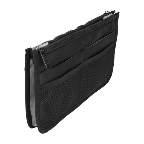 Foscolo Black-Nylon Makeup Bag by Casemetic