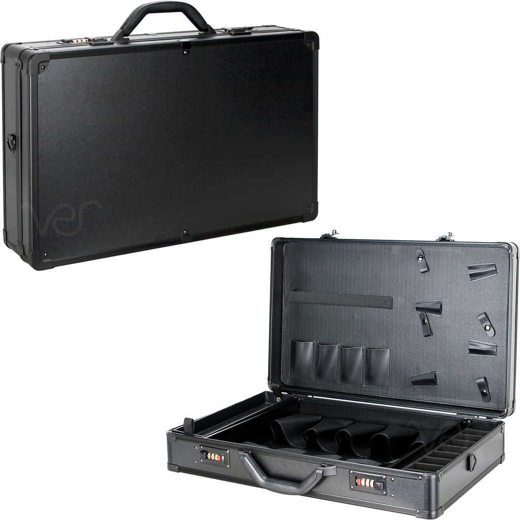 Vitturi Professional Barber Case by Ver Beauty-VBK001 - eBest Makeup Cases