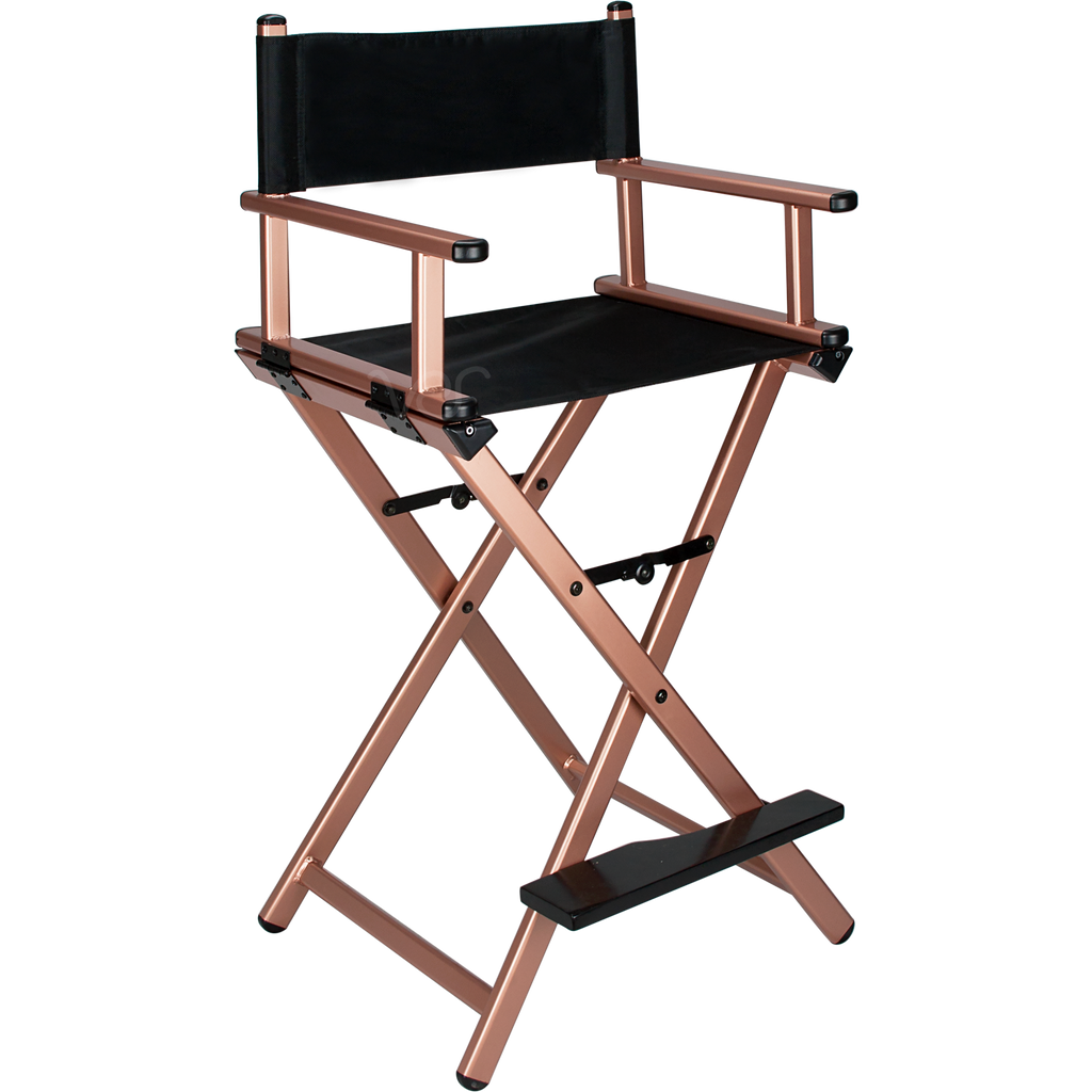 Taddea Director Chair by Ver Beauty-VCH001 - eBest Makeup Cases