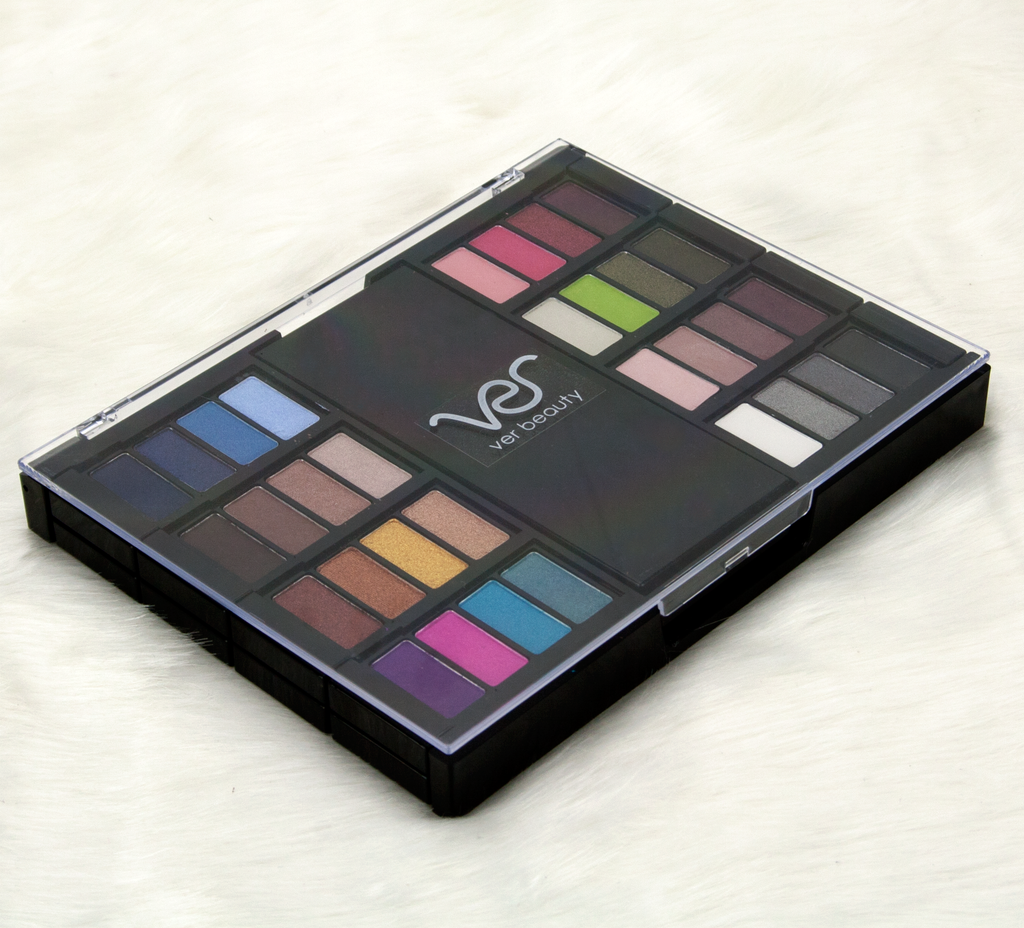 Makeup Palette by Ver Beauty-VMK1702 - eBest Makeup Cases