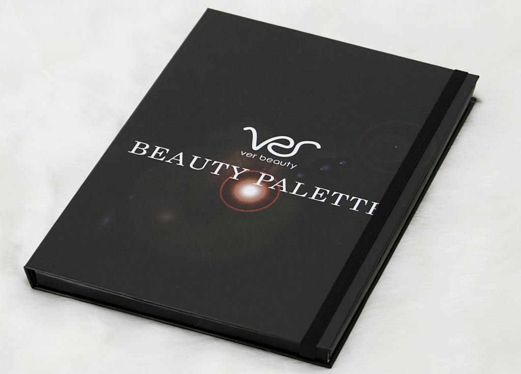 Parione Beauty Book by Ver Beauty - eBest Makeup Cases