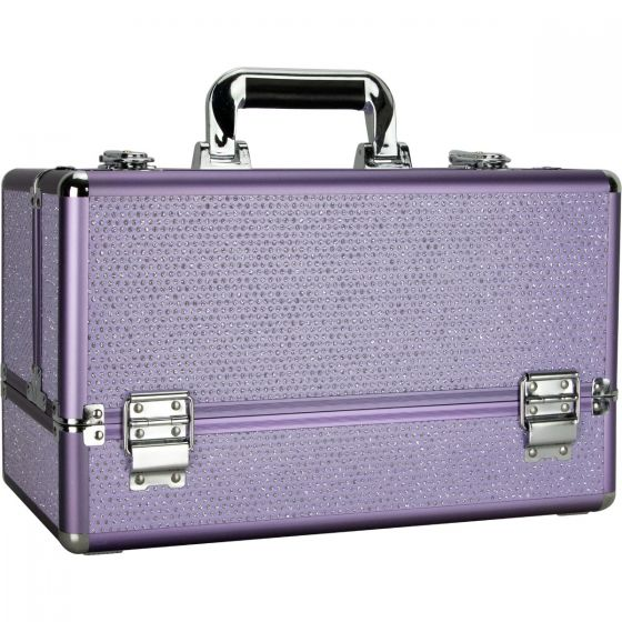 Vicolo Train Makeup Case by Ver Beauty-VP002 - eBest Makeup Cases