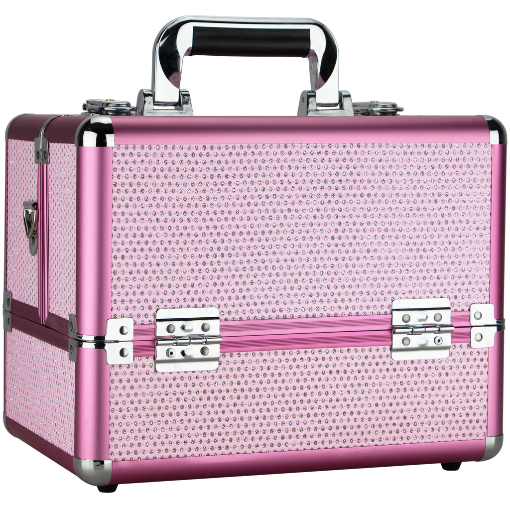 Frescada Train Makeup Case by Ver Beauty-VP009 - eBest Makeup Cases