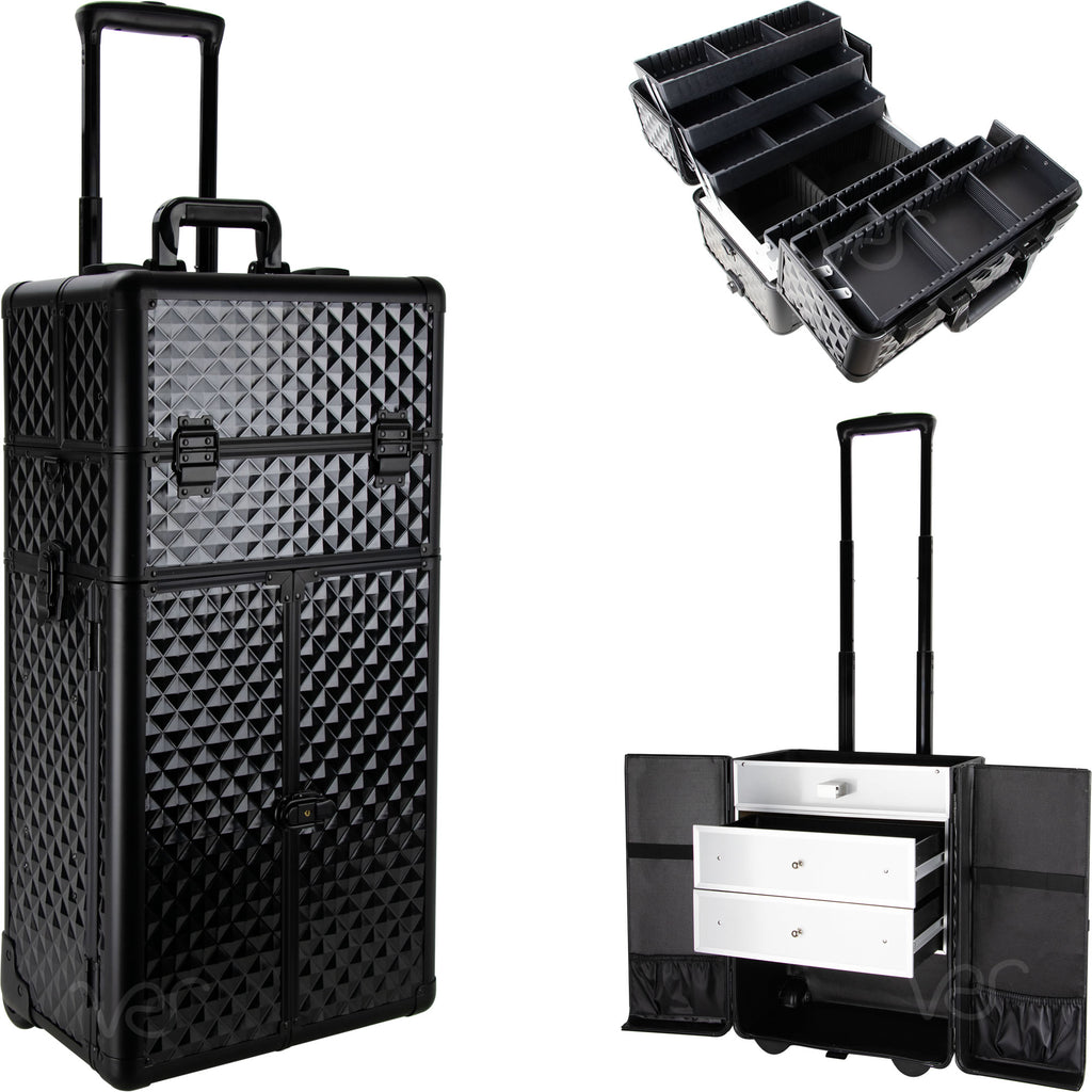 Ombardo Rolling Makeup Case by Ver Beauty-VT006