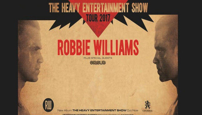 Transport to Robbie Williams Concert at Murrayfield Stadium