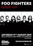 Foo Fighters at Bellahouston Park