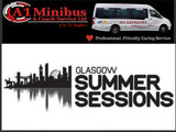 The Cure - Summer Sessions at Bellahouston Park