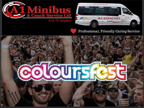 Colourfest @ Braehead Arena