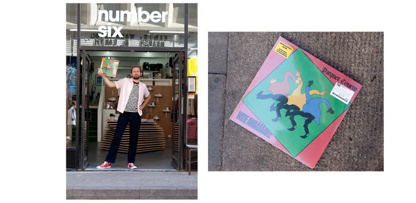 Kaspar | The Number Six x Rough Trade Roundup