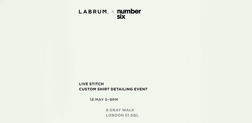 Labrum | Collection Launch Event