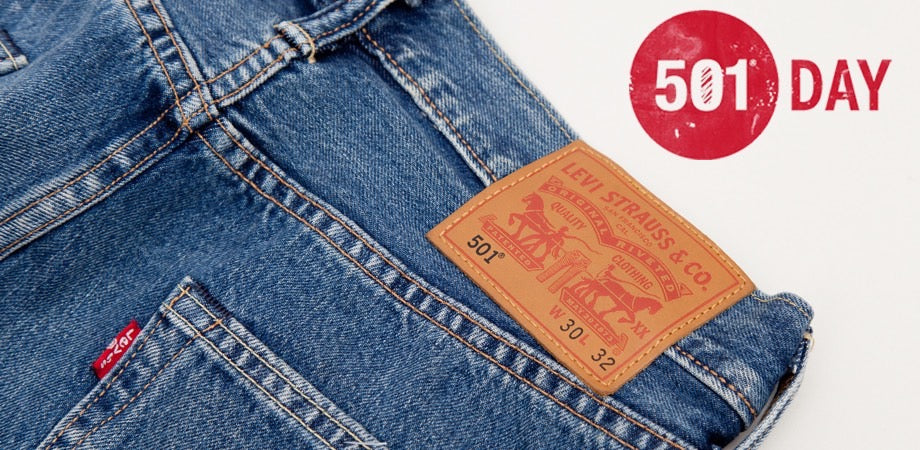 Levi's 501 Day 2018 At Number Six