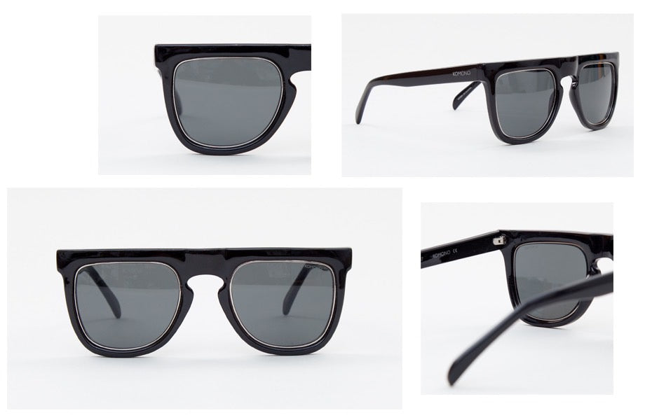 Shop Komono Bennet Sunglasses at Number Six
