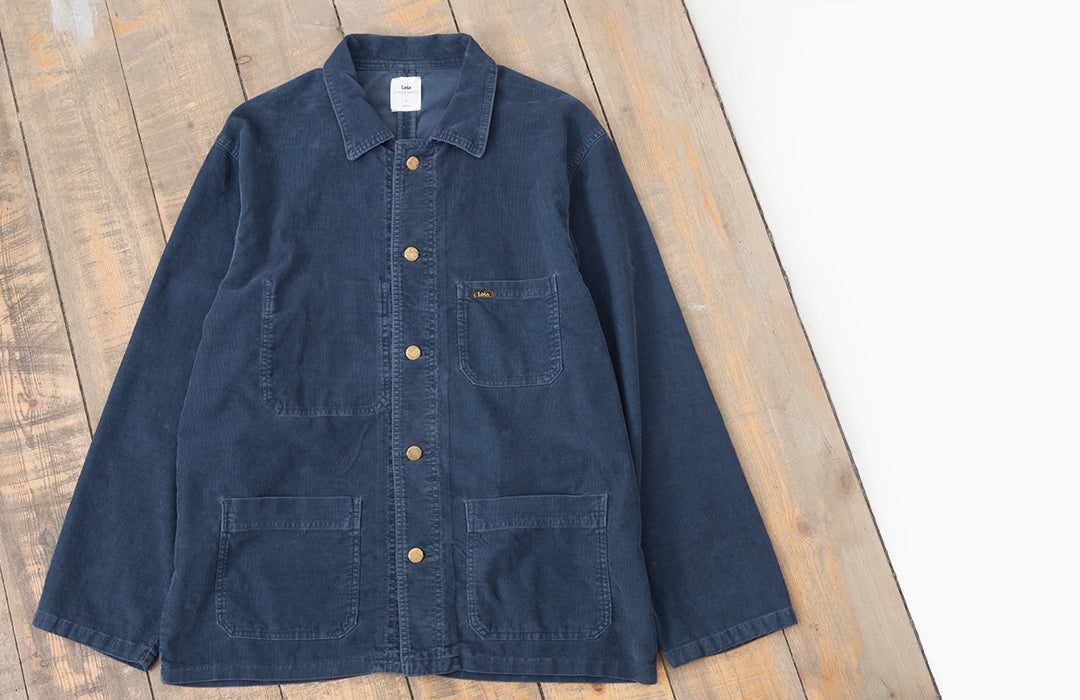 Shop the Lois Jeans Needle Cord Jacket exclusively at Number Six