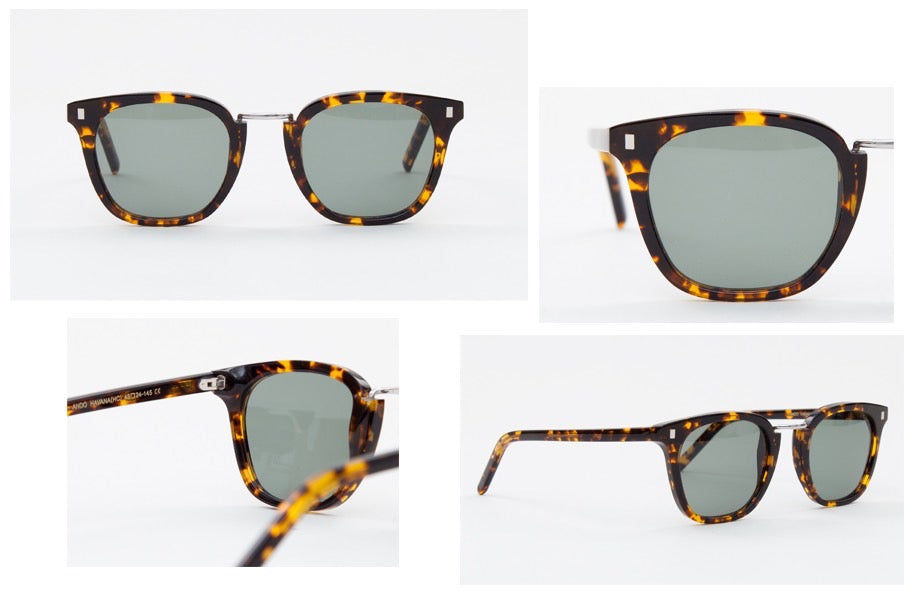 Shop Monokel Ando Sunglasses at Number Six