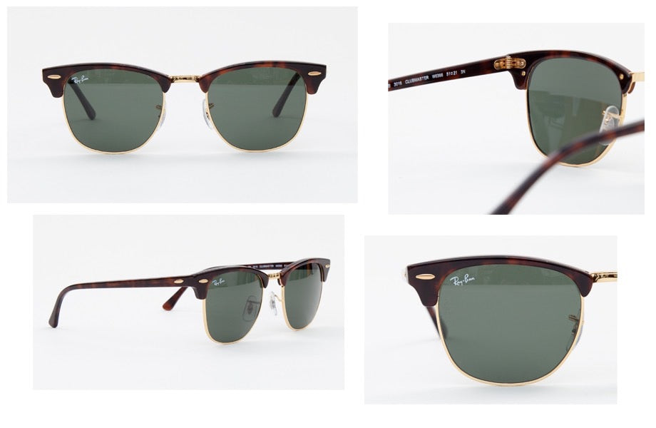 Shop Ray Ban Clubmaster at Number Six